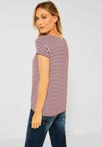 Cecil - Print T-shirt - braun - 3