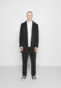 Jack & Jones - JJLIAM - Classic coat - black - 1