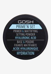 Gosh Copenhagen - PRIME'N SET POWDER - Powder - 003 hydration - 1