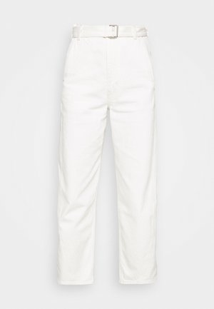 LMC CARVED TROUSER - Relaxed fit jeans - off-white