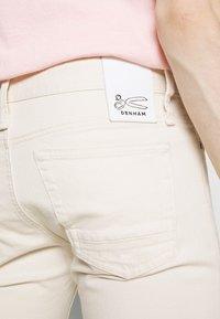 Denham - BOLT - Jeans Skinny Fit - ecru - 5