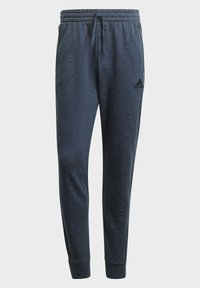 adidas Performance - Tracksuit bottoms - dark blue - 7