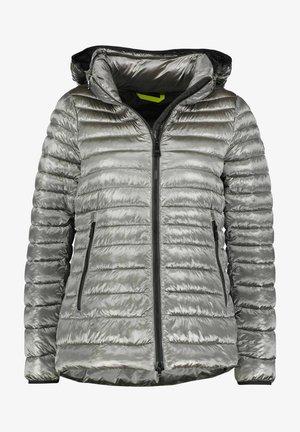 DAMEN - Winter jacket - platin