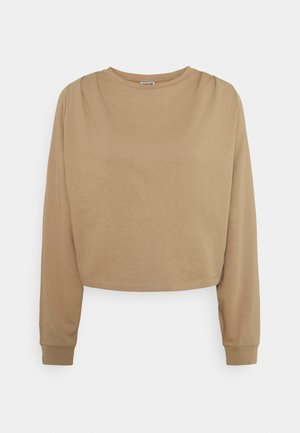 NMJOAN - Sweatshirt - tigers eye