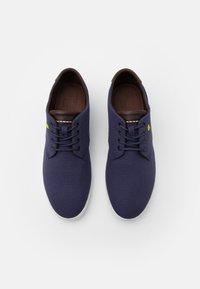 Boxfresh - HENNING - Sneakers laag - navy - 3