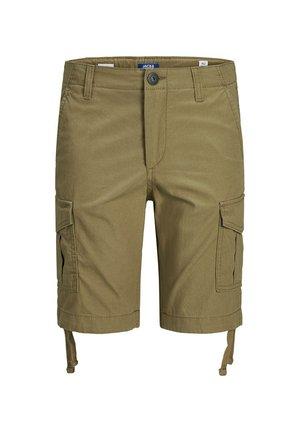 CARGOSHORTS BOYS COMBAT - Shorts - brown