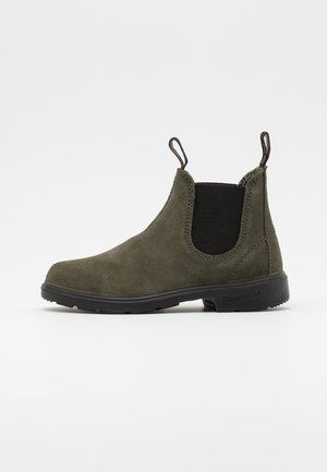 Stiefelette - forest green