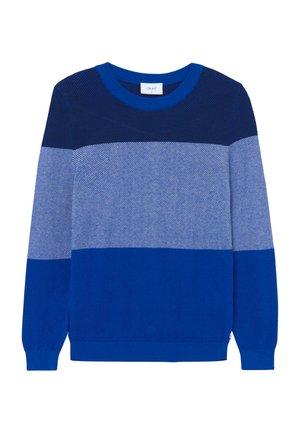 Jersey de punto - web blue
