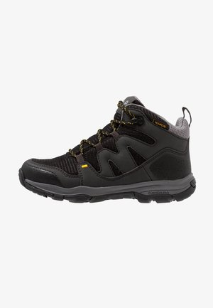 MTN ATTACK 3 TEXAPORE MID UNISEX - Hiking shoes - burly yellow