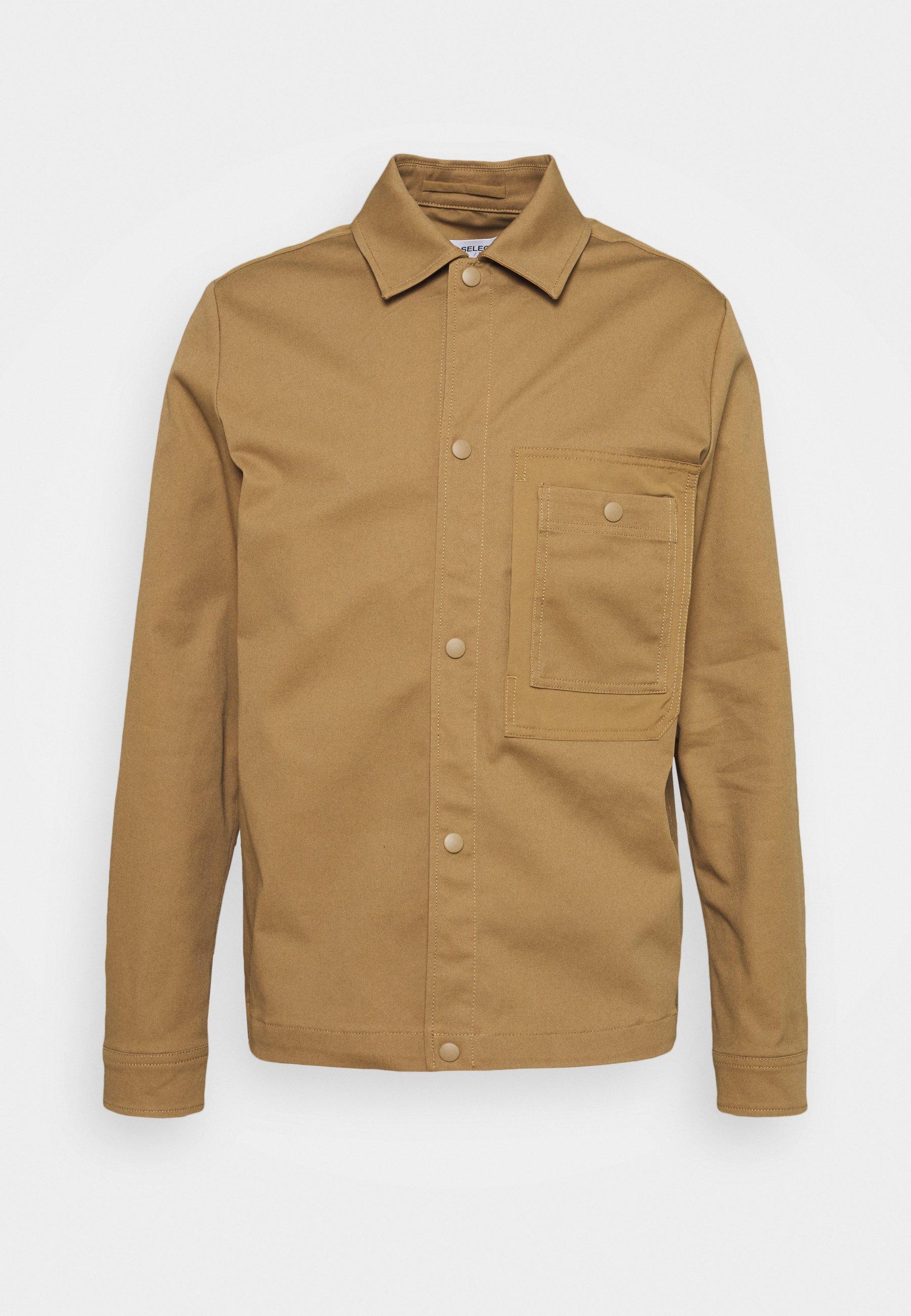 Men SLHMORRIS JACKET - Summer jacket
