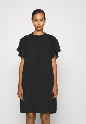 CAMILLA SILICA DRESS - Kjole - black