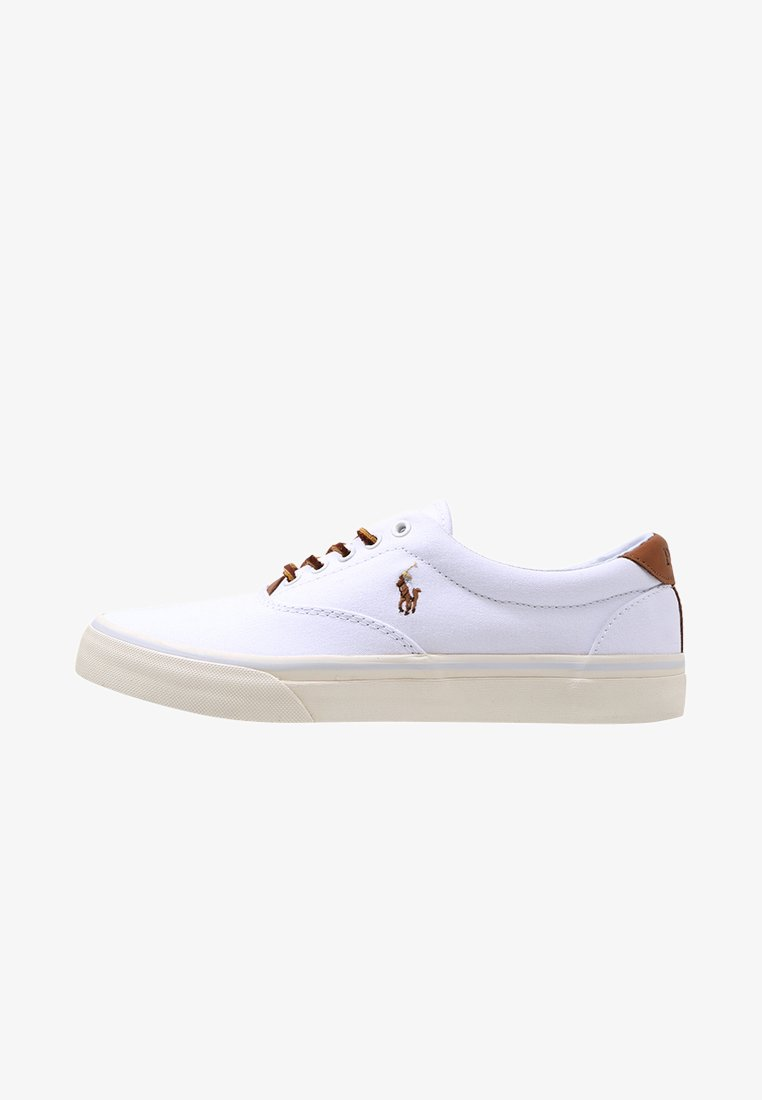 Scetticismo fazzoletto di carta Allentare  Polo Ralph Lauren THORTON - Sneakers basse - white/bianco - Zalando.it