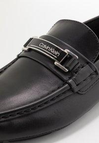 Calvin Klein - KIERSON - Moccasins - black - 5