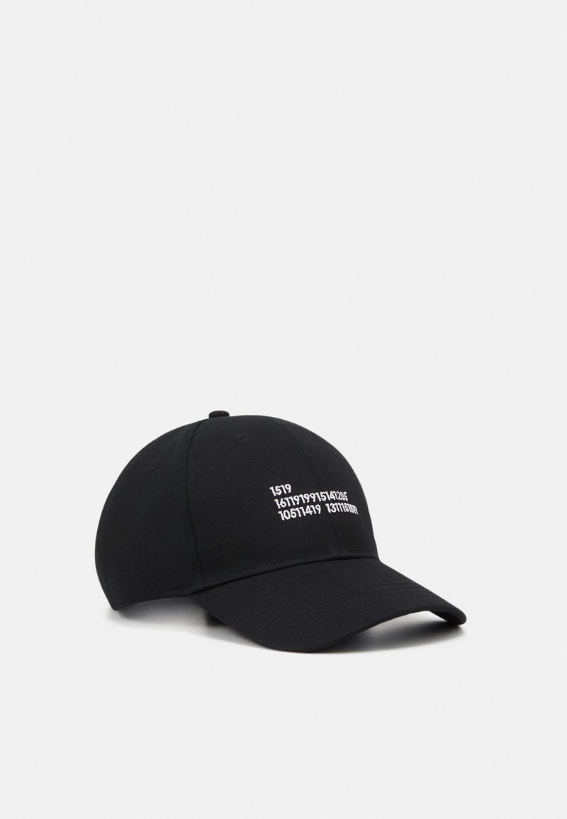 Only & Sons - ONSJOSS NUMBERS  - Cap - black