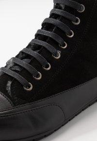 Candice Cooper - PLUS - Sneakers alte - nero - 2
