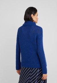 Bruuns Bazaar - SIRIH AUGUSTA - Strickpullover - indigo blue - 2