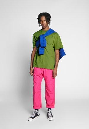 GREAT  - T-shirt - bas - khaki