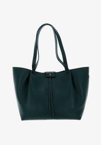Patrizia Pepe - PEPE CITY SHOPPER - Tote bag - s.e.l.f. green - 0
