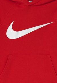 Nike Sportswear - HOODED UNISEX - Hoodie - university red/white - 2