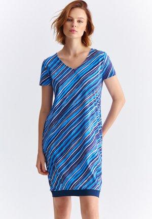 KOKA  - Jersey dress - navy blue