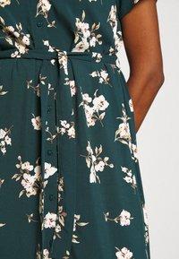 Vero Moda - VMSIMPLY EASY LONG SHIRT DRESS - Shirt dress - ponderosa pine - 4