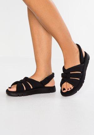 ORUGA - Sandalias - black