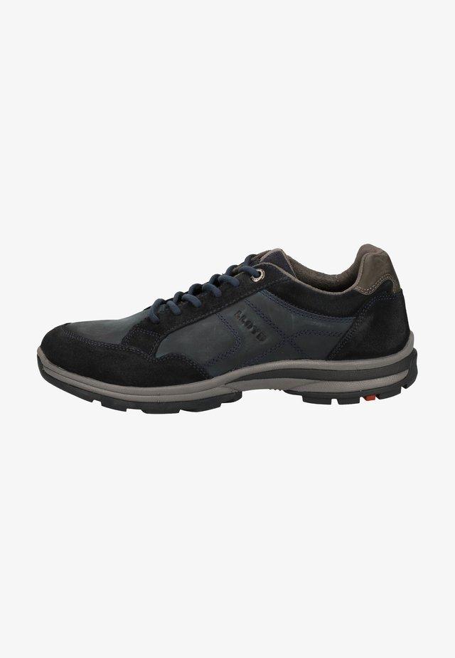 Sneakers laag - navy/asphalt