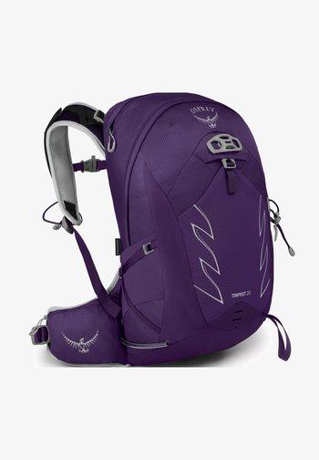 TEMPEST - Zaino - violac purple