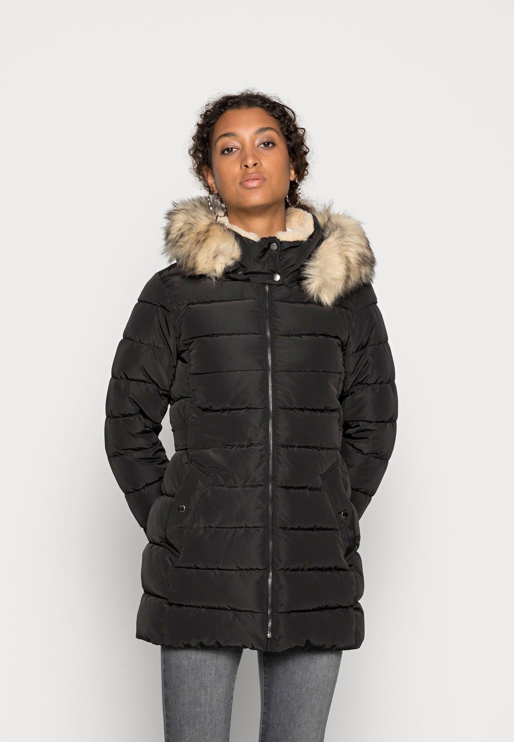 Damen ONLCAMILLA QUILTED COAT - Wintermantel
