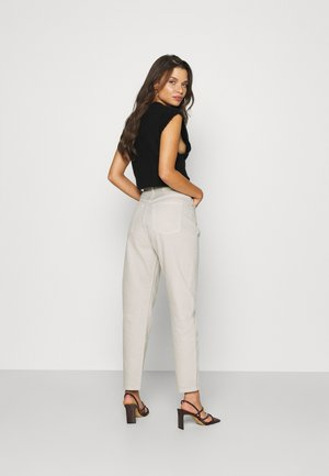 NORA  - Relaxed fit jeans - smog