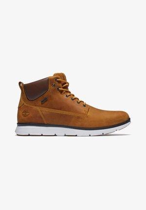 Sneakers laag - wheat
