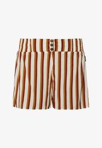 Protest - KIKI  - Shorts - brown/copper/off-white - 5