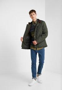 Barbour - POWELL - Light jacket - sage - 1