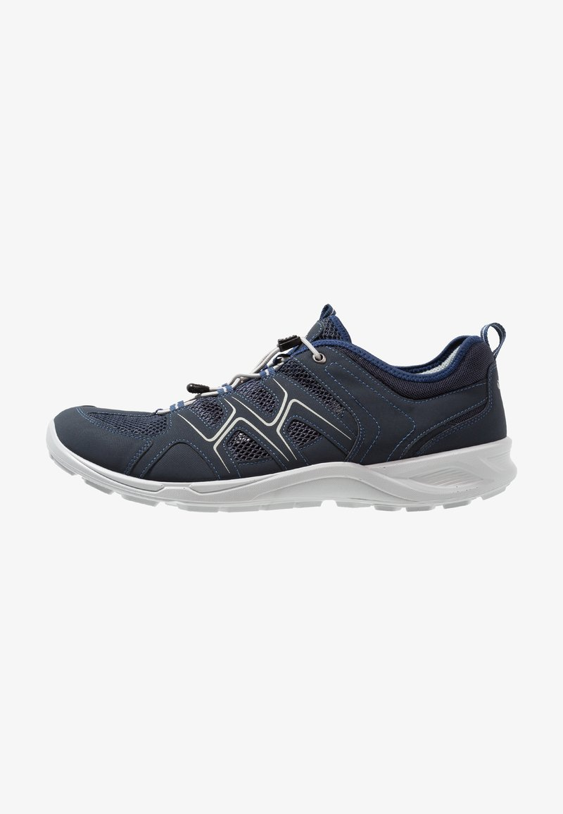 ECCO - Hiking shoes - marine/concrete