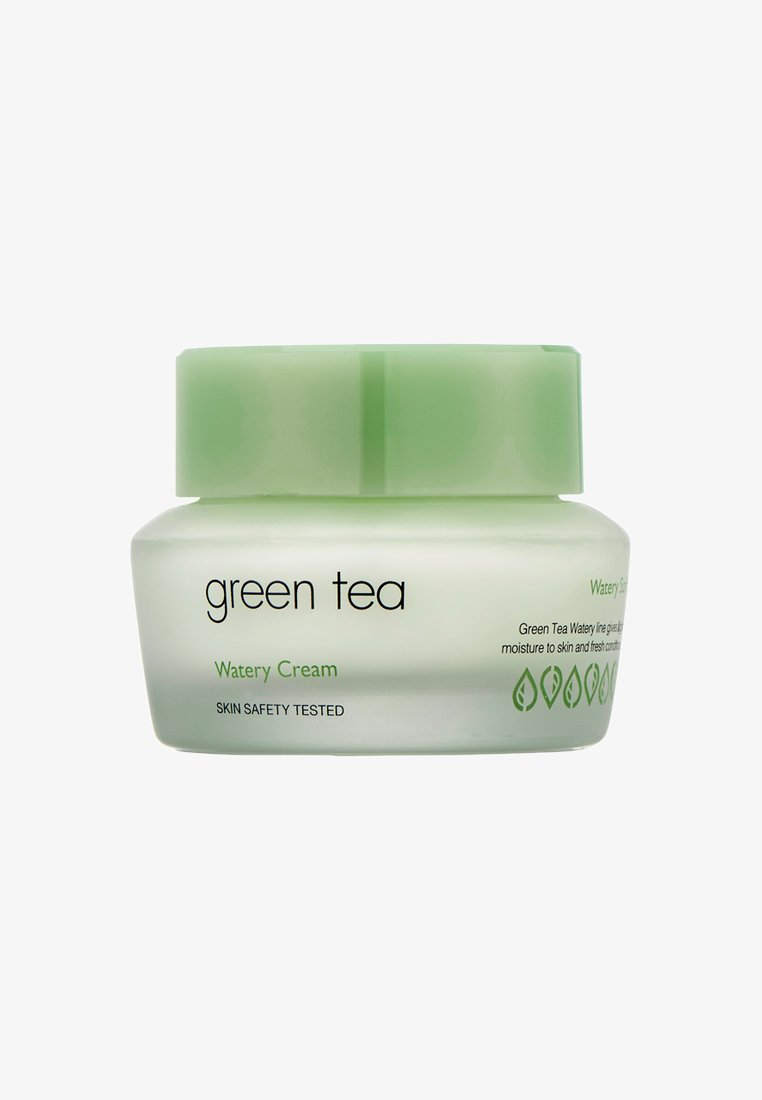 it's skin - GREEN TEA WATERY CREAM 50ML - Pielęgnacja na dzień - neutral