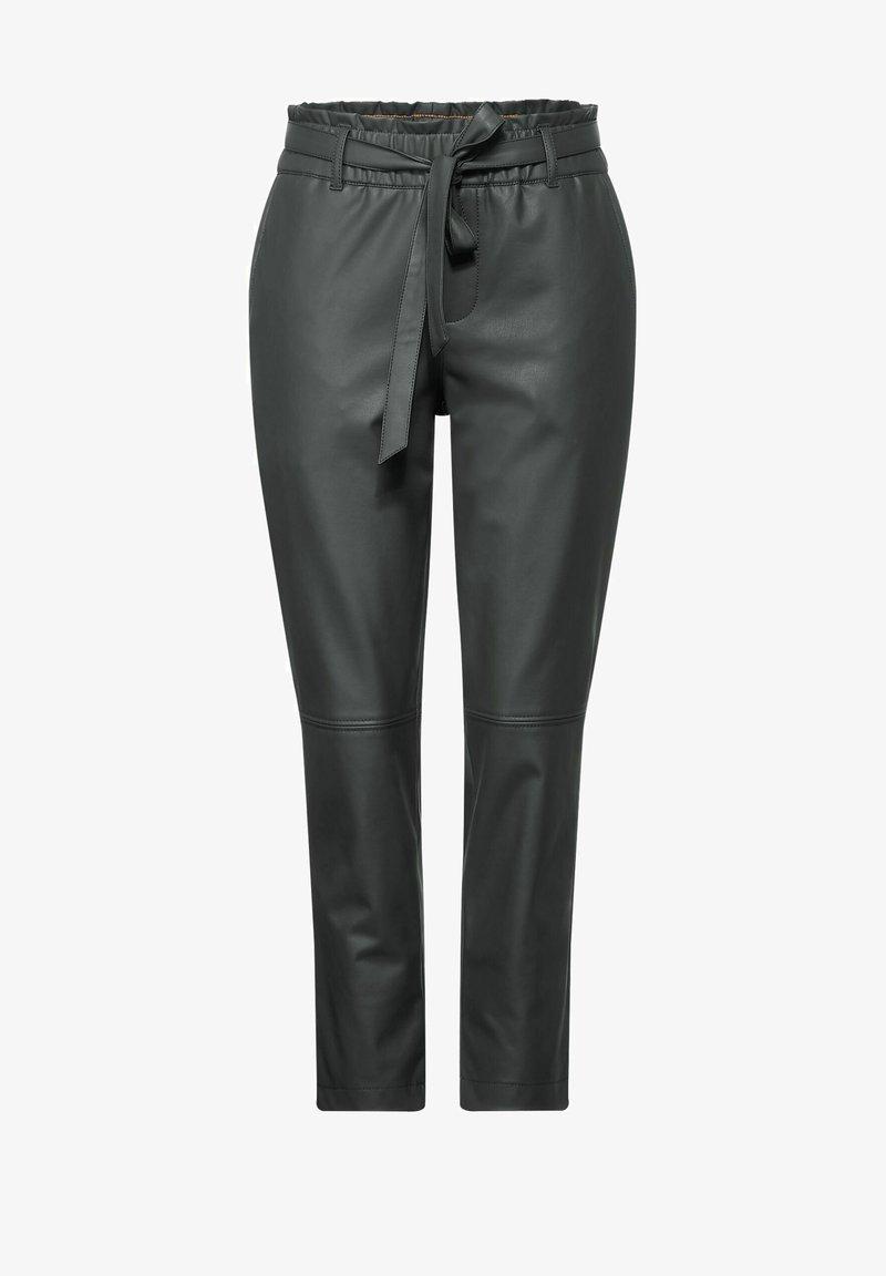 Street One - Trousers - grau