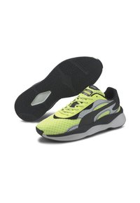 Puma - Trainers - fizzy yellow- silver - 3