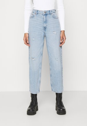 ONLMAGGIE LIFE BALLOON  - Relaxed fit jeans - medium blue denim