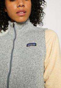Patagonia - BETTER SWEATER - Liivi - birch white - 4