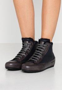 Candice Cooper - Sneakers high - navy - 0