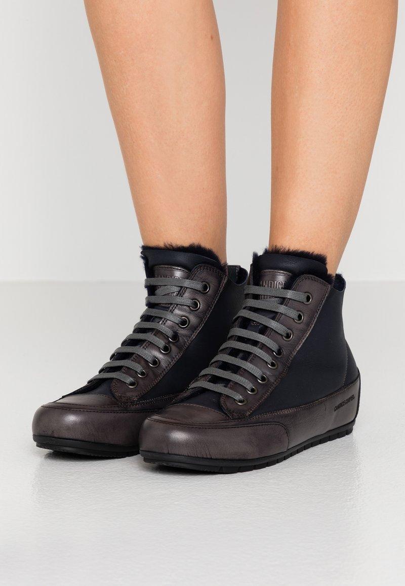 Candice Cooper - Sneakers high - navy