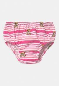 MOSCHINO - SET - Jersey dress - pink - 2