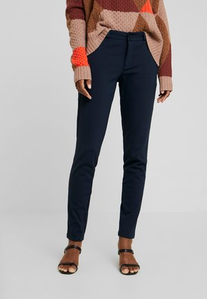 ILANO PANTS TESSA - Trousers - dark saphire