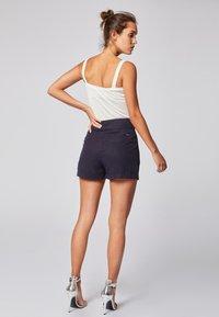 Morgan - Shorts - dark blue - 2