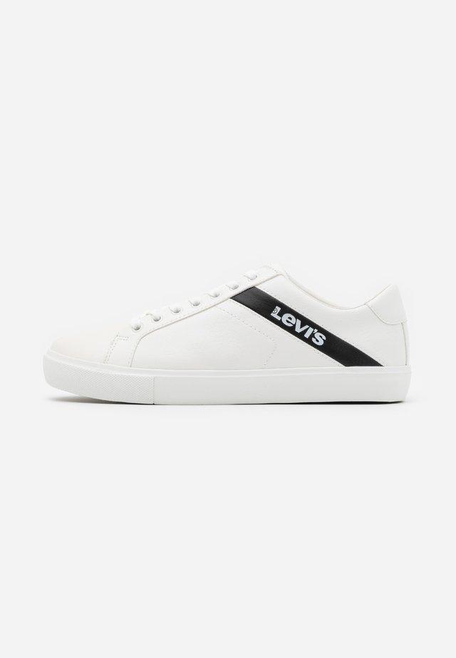 WOODWARD  - Sneakers basse - regular white