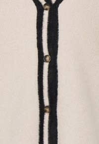 Vintage Supply - WITH ARM STRIP - Cardigan - cream - 2