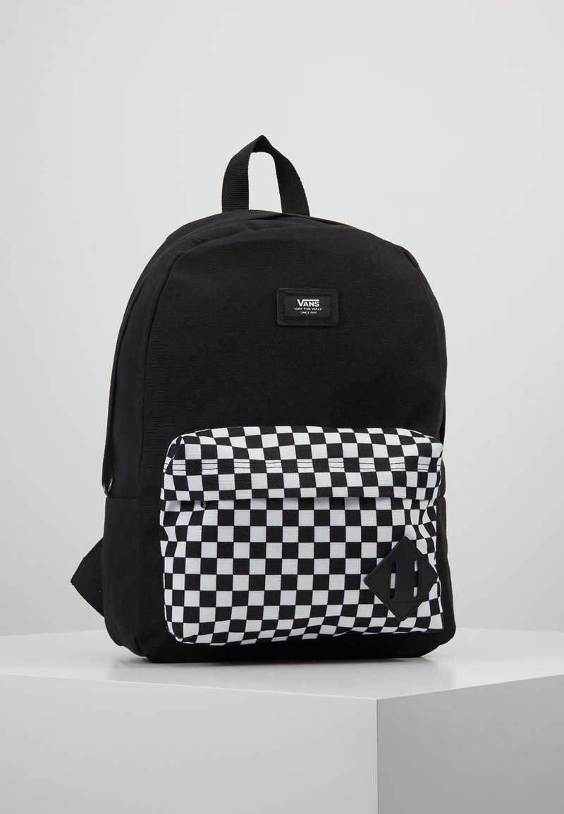 Vans - NEW SKOOL BACKPACK - Rucksack - black