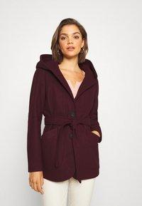 ONLY - ONLCHANETT JACKET  - Classic coat - port royale - 0