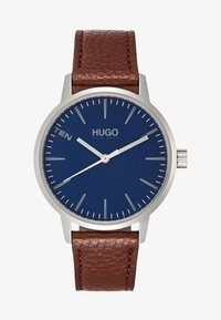HUGO - STAND - Watch - brown - 1