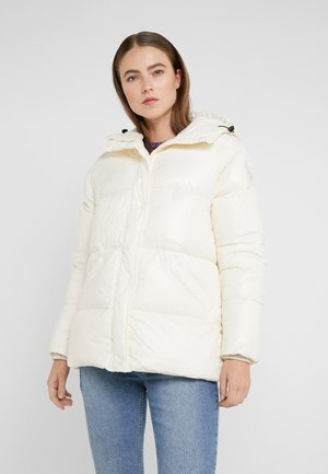 BLOUSON IMBOTTO - Down jacket - white
